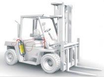 BAVARIA FireDeTec oltórendszer - 2 liter FAGYÁLLÓ habbal, 8 méter tömlő