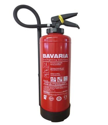 BAVARIA LITHIUM X9 AVD tűzoltó készülék fém tüzek oltására