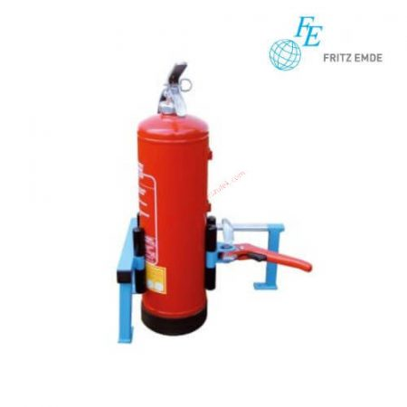 Befogó szerkezet tűzoltó készülékhez