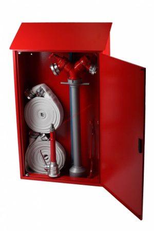 Föld alatti tűzcsap szerelvényszekrény (tartozékokkal) 1150x650x250 mm