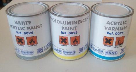 IMPLASER utánvilágító festék (1 kg-os kiszerelésben)