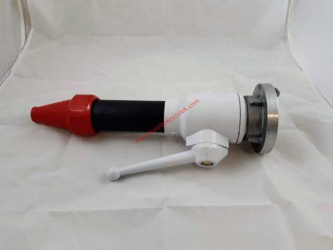 Karos ipari fém, golyóscsapos sugárcső B-75 3 col Storz kapcsokkal