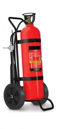 MAXFIRE 20 kg-os Szén-dioxiddal, Gázzal oltó szállítható tűzoltó készülék 89B