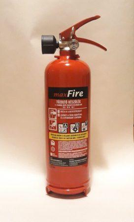 2 literes ABF Habbal oltó tűzoltó készülék 8A 55B 40F - Olaj és konyhai tüzekre! Fagyálló
