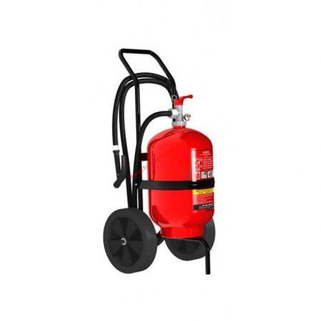 MAXFIRE 25 kg-os Porral oltó szállítható tűzoltó készülék - IIB RAKTÁRON