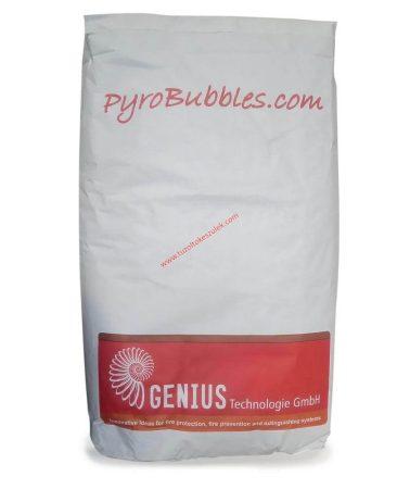 Pyrobubbles oltóanyag, zsák, 12,5 kg, 50 liter