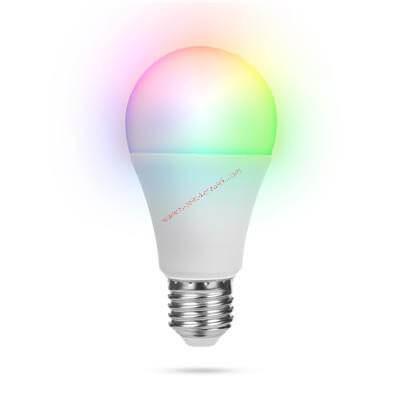 Smartwares Pro Okosotthon intelligens állítható színű izzó (kiegészítő)
