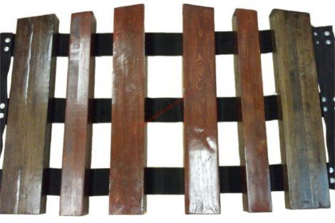 Tömlővédő rámpa C-B-A-B-C sínekkel - tömlőhíd