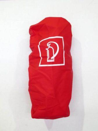 BAVARIA védőhuzat tűzoltó készülékhez (piros) EXTRA ERŐS