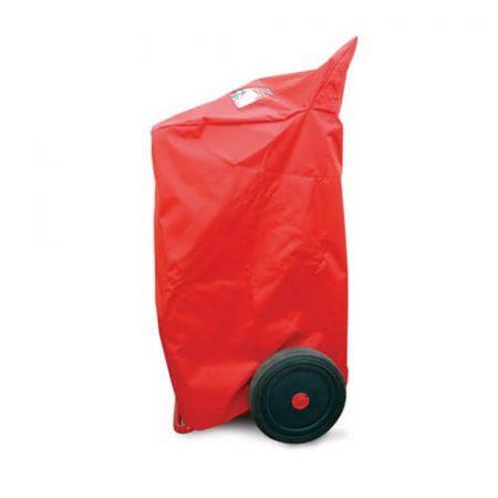 Védőhuzat 50 kg-os és 50 literes szállítható tűzoltó készülékhez (MAXFIRE)