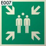 Menekülési jelek (zöld)